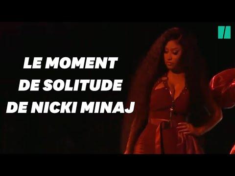 Nicki Minaj a eu des gros problèmes de son à Coachella
