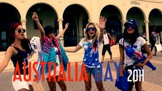 Australia Day (primeiro Vídeo Do Canal) - Emvb - Emerson Martins Video Blog 2011