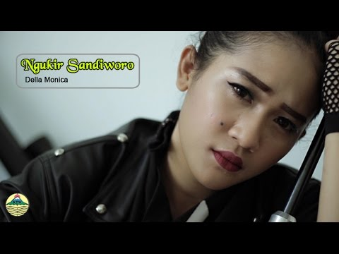 Della Monica - Ngukir Sandiworo   |   (Official Video)   #music