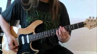 Antichrist Superstar Guitar Lesson (Standard Tuning)