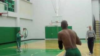 Ray Allen's guide to being a Celtic