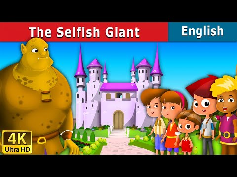 Selfish Giant In English | Stories For Teenagers | English Fairy Tales