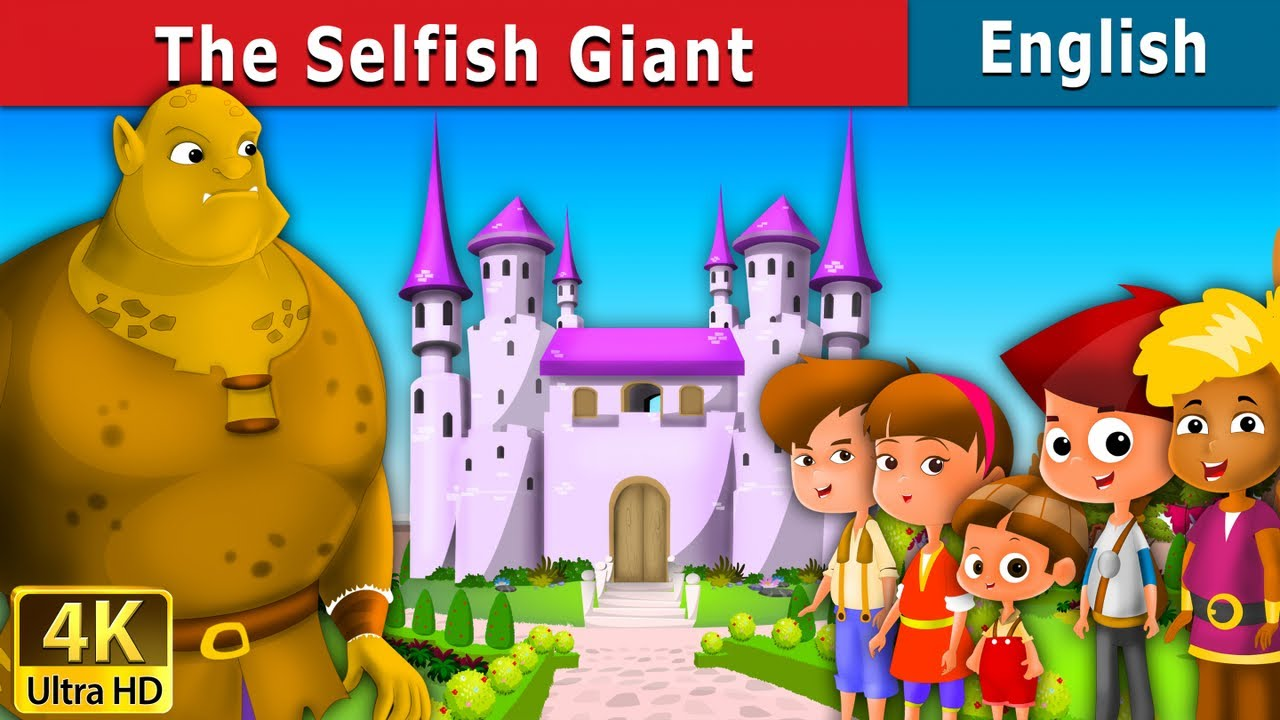 Download Selfish Giant in English   Stories for Teenagers   English Fairy Tales