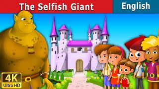Selfish Giant in English  Stories for Teenagers  English Fairy Tales