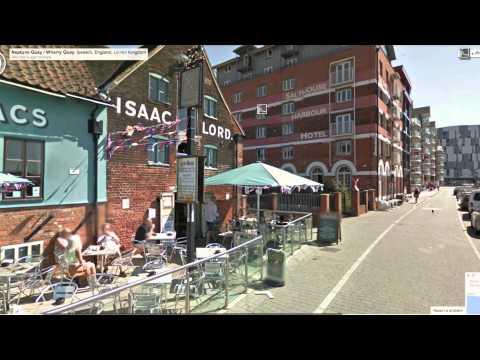 Ipswich Walking Tour
