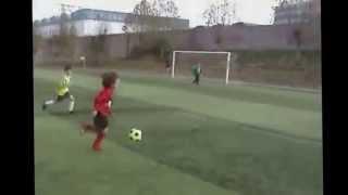 Lionel Messi à 10 ans !