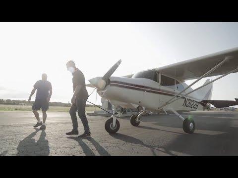Как научиться управлять самолетом за 1 день?