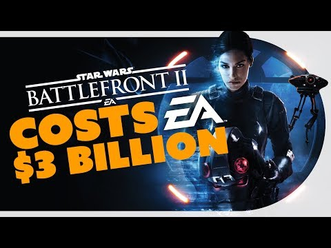 EA Loses $3 BILLION Over Star Wars Battlefront 2 - The Know Game News