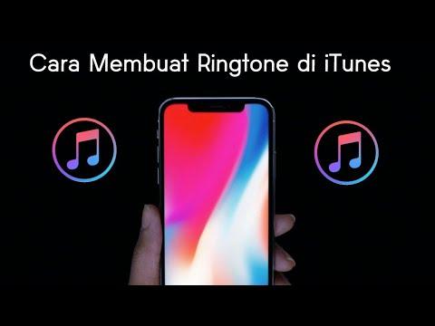 Bikin dan Custom Ringtone di iPhone.