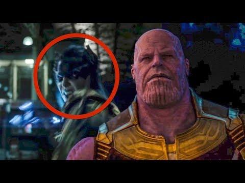 ¡Top 3 Cosas que TAL VEZ te Perdiste en el Avance de Avengers: Infinity War!