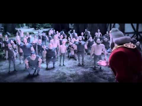 Justin and the Knights of Valour - Sir Heraclio and his army