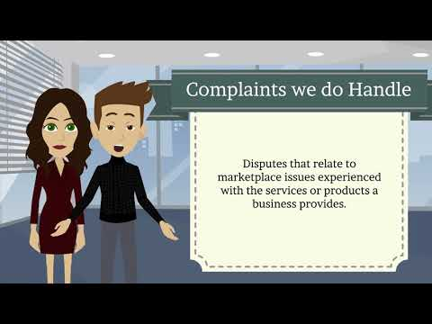 Better Business Bureau Complaints