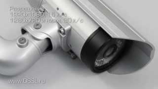Уличная IP камера D-Link DCS-7413(www.DSSLnews.com IP камера D-Link DCS-7413. Это уличная IP камера имеющая всепогодный корпус, защищающий электронику камеры..., 2013-07-25T16:07:25.000Z)