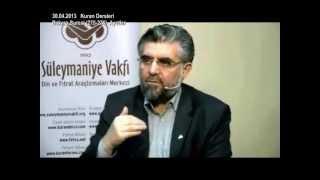 Prof Dr Abdülaziz BAYINDIR -- Çek Kullanmanın ve Bankalarla Çalışmanın Dinen Hükmü Nedir?