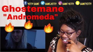 Mom reacts to GHOSTEMANE - Andromeda | Reaction