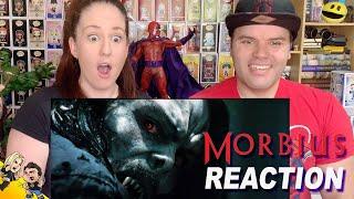 Morbius Teaser Trailer REACTION