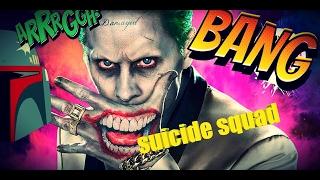 Gambar cover el joker es reguetonero el gordo fett vs el escuadron suicida