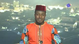 THE 6PM NEWS(GUEST: AKUMANGA Jespale)THURSDAY 30tH MAY 2019 - EQUINOXE TV