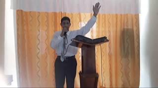 Oracion de intersecion Evangelista ALEJANDRO IBARRA