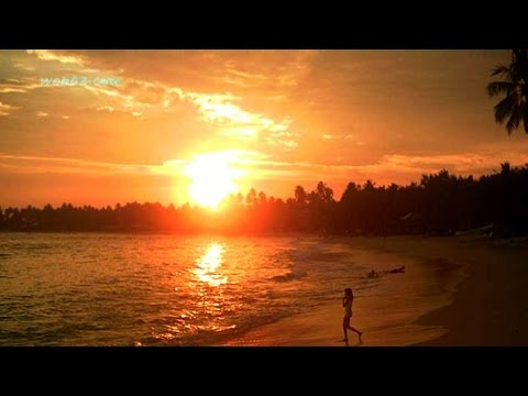 Morning Sunshine Time Lapse in SRI LANKA
