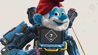 Becoming a Smurf in Apex Legends