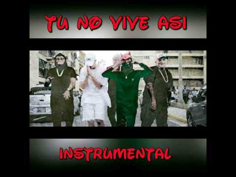 Tu No Vive Asi (Instrumental) - Bad Bunny Ft Arcangel (15Seckingz)