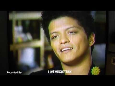 Bruno Mars Interview CBS Sunday Morning