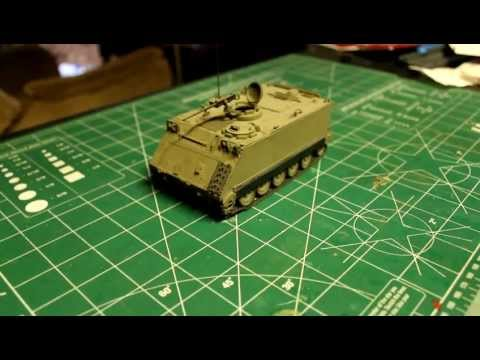 M113 Armored Personnel Carrier Model