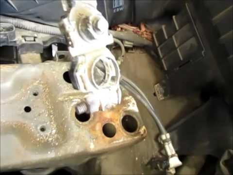Fuel Filter Location 2006 Avalon Shift Solenoid Diagnosis And Repair Youtube