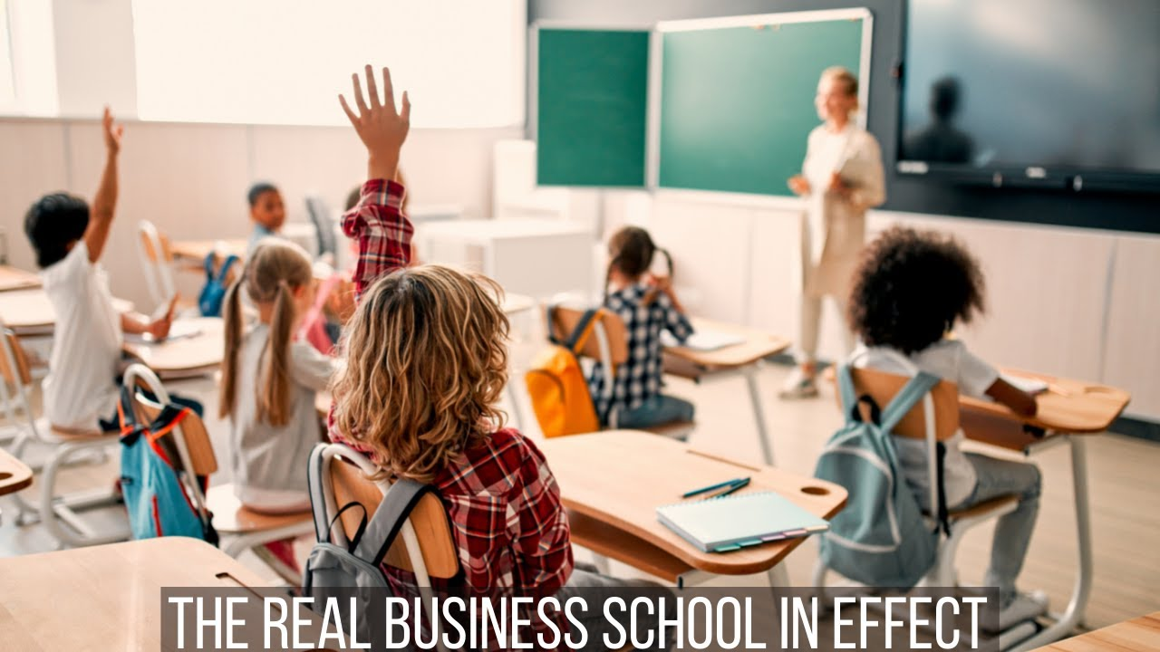 The Real Business School I am Building - Hustlers Kung Fu is Toast and this is why