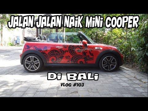 COBAIN MOBIL RENTAL MEWAH DI BALI   TRAVELING VLOG PART 2 #103