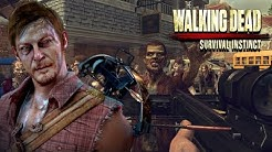 Das verlorene Norman Reedus Spiel - The Walking Dead Survival Instinct