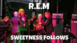 REM - SWEETNESS FOLLOWS LIVE Burnaby, CA 2008