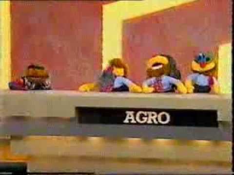 Agro's 10th Birthday- Family Feud (1990).