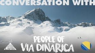 People of the Via Dinarica - Interview of Olja Latinovic, Project Coordinator, Terra Dinarica