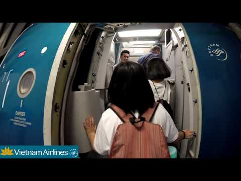 Vietnam Airlines - VN567 Hanoi to Taipei Flight Report