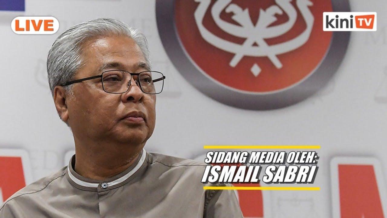 Live Perkembangan Terkini Pkp Oleh Menteri Kanan Keselamatan Ismail Sabri Yaakob Youtube