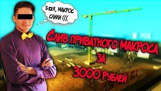 Обзор CLEO #70. Слив приватного макроса за 3000 рублей. (MACROS)