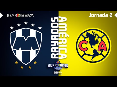 Monterrey Club America Goals And Highlights
