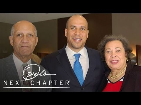 Mayor Cory Booker's Parents and Personal Life | Oprah's Next Chapter | Oprah Winfrey Network