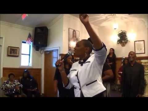 Elect Lady Tamara Halyard & RTR Mass Choir - 9/7/14