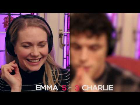 How Stagey Are You? Emma Williams vs Charlie Stemp