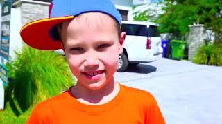 Катя потеряла колесо от кареты