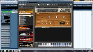 Moving your Kontakt Library