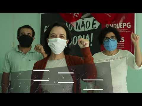SINDUEPG apoia greve dos trabalhadores (as) dos Correios