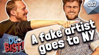 Montagsmaler oder Lügner? - A fake artist goes to New York   Du bist! #17
