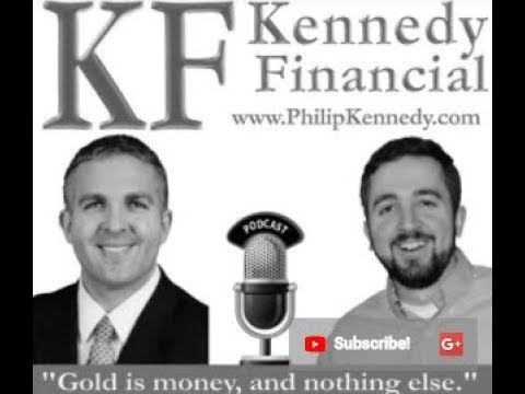 Kennedy Financial. Ep 121 CHRISTOPHER CASEY Telework Banks vs  Crypto and More!