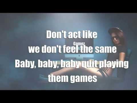 Gamez Lyrics • • King & Naty