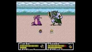 Final Fantasy - Mystic Quest -  Part 1 - User video