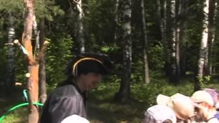Пиратский детский праздник, сюжетно-ролевая игра на природе, г. Казань